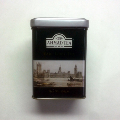 Earl Grey - Ahmad Tea